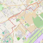Itinéraire Ferney – Meyrin (Tram)