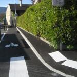 Cessy: de beaux aménagements pour les vélos