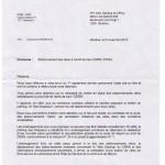 Cern: demande d'amélioration du stationnement vélo au terminus du tram