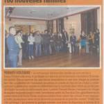Article dans le Pays Gessien du 6 décembre