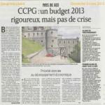 Les élus de la CCPG votent le budget pour les aménagements cyclables: 0 €