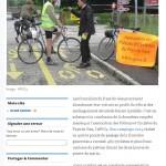 Article sur la Tribune de Genève sur notre rapport de comptage