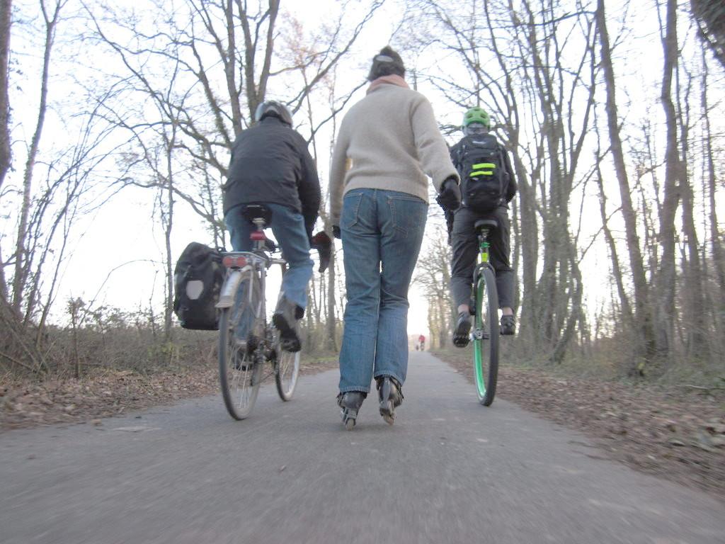 La mobilité active, de 1 à 8 roues par personne.