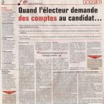 Article dans Hebdo 01
