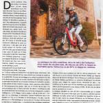 Vélo et santé: article du magasine «CityRide»