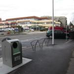 Installation d'arceaux vélos à Ferney-Voltaire