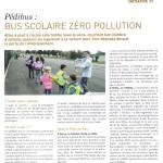 Pédibus et Vélibus: deux initiatives à relancer dans le Pays de Gex