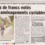Enfin un budget pour la mobilité douce à Genève