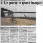 Un article du Dauphiné sur le plan vélo départemental