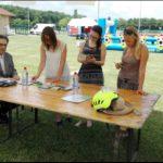 Stand APiCy à la fête de l'été à Prévessin