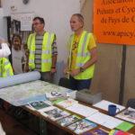 Participation au forum des associations à Prévessin