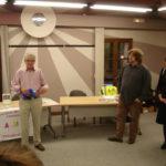 APiCy à la soirée des nouveaux habitants à Ornex