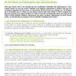 Loi climat: les propositions de la FUB
