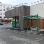 Les magasins Satoriz installent des stationnements vélos