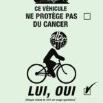L'association AlterPub propose de chouettes affiches vélo