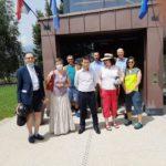 Mairie de Chevry, le 19 juin 2021 : compte rendu de réunion