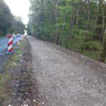 Versonnex : travaux en cours pour la future piste cyclable de Bois-Chatton